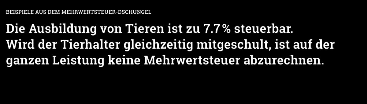 warum zahlen schweizer keine mehrwertsteuer